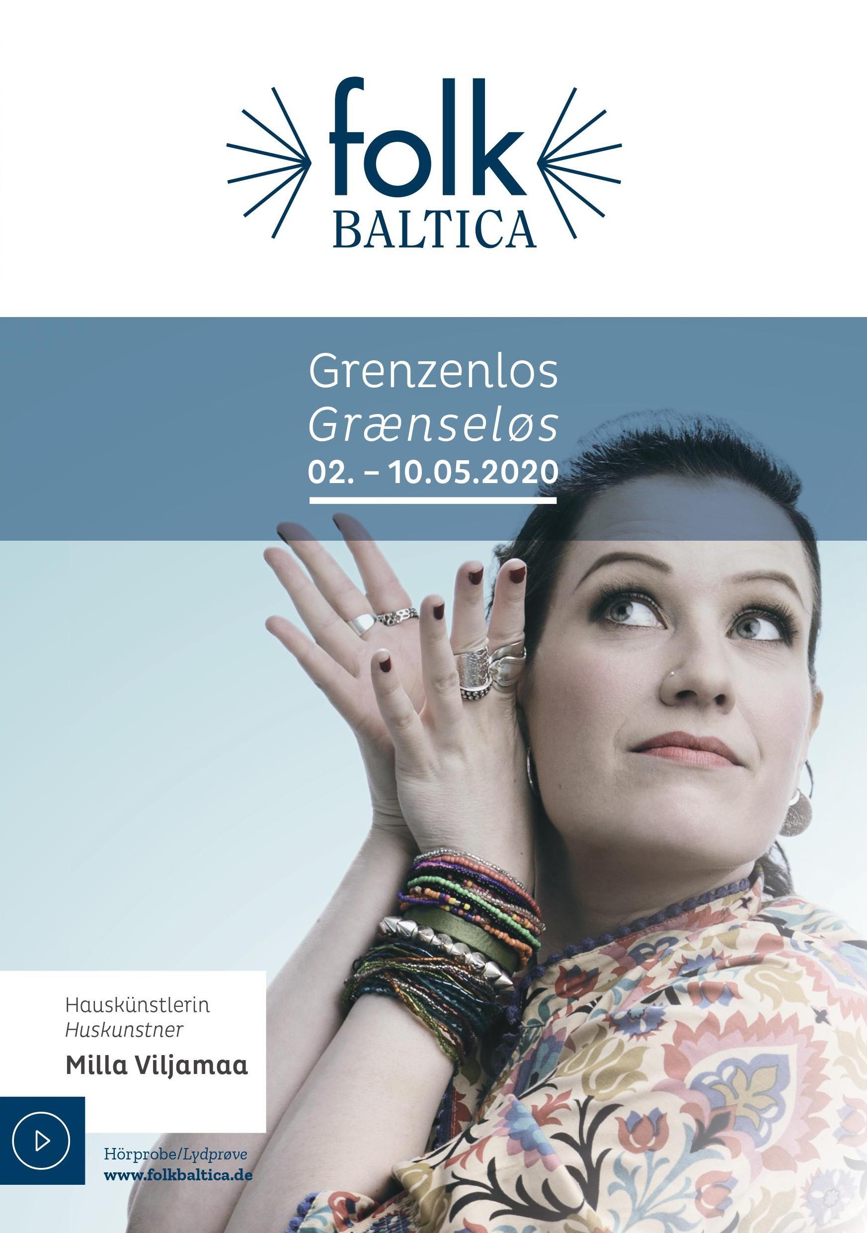 folkBALTICA Konzert im Landschaftsmuseum Angeln