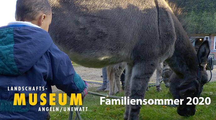 Familiensommer: Müllers Esel