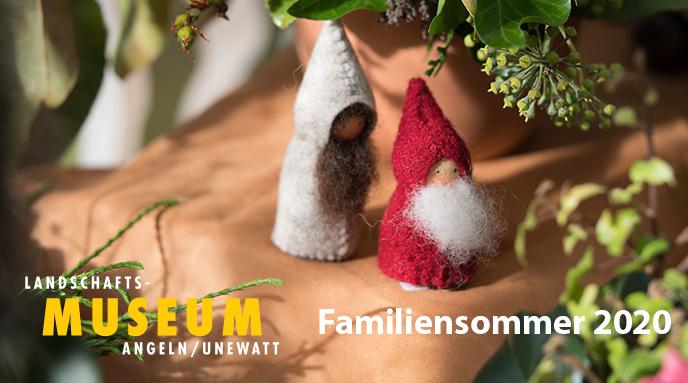 Familiensommer: Elfen und Zwerge