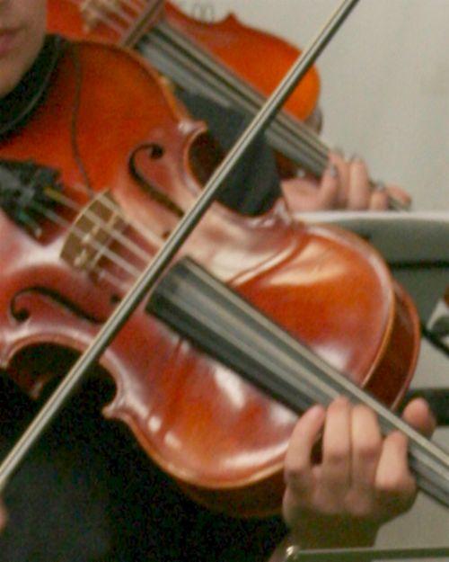 Musizierstunde der Kreismusikschule