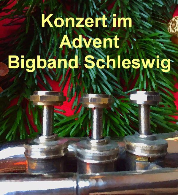 Bigband-Weihnachtskonzert im Mühlenredder