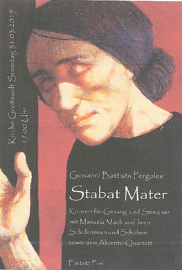 'Stabat Mater' Konzert